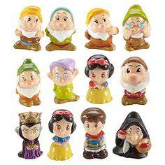 Disney Princess Squinkies 12 Piece Bubble Pack