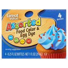 Option for Food Coloring