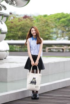 Click here for more Asian Street Fashion!