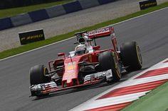 F1オーストリアGP フリー走行3回目:セバスチャン・ベッテルがトップタイム  [F1 / Formula 1]