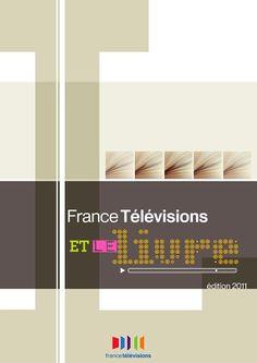 France Télévisions et le livre - édition 2011 | Wobook.com