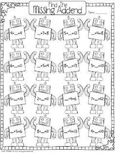 1st Grade Fantabulous: Pinterest, Robot Freebies, and Giveaways