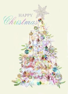 Lara Skinner - LD892_Christmas Buttons_tree