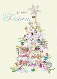 Lara Skinner - LD892_Christmas Buttons_tree