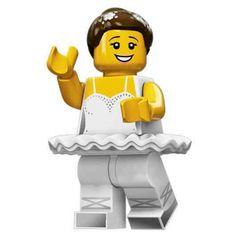 LEGO Minifigures - Ballerina