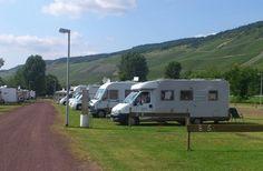 Camperplaatsen in de Moezelstreek