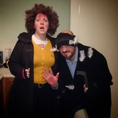 Pin for Later: 117 Ingenious DIY Costumes From Your Favorite TV Shows and Movies Marv and Harry From Home Alone