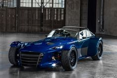 D8 GTO RS Bare Naked Carbon Edition