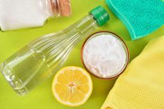 zero waste cleaning materials