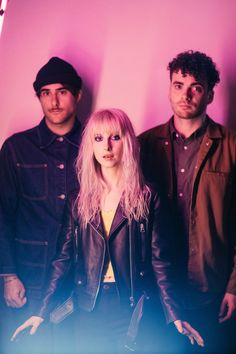 "Hayley Williams and her band, who haven't released an album since 2013, return with ""After Laughter."""