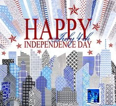 MWJuly4th2017 Envelope Art, Envelope Liners, Security Envelopes, Business Envelopes, Happy Independence Day, Art Journal Pages, Altered Books, Art Techniques, Paper Design