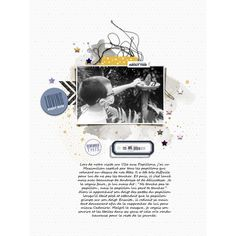 Digital Scrapbooking Layouts, Dee Dee, Layout Inspiration, Creative, Design Inspiration