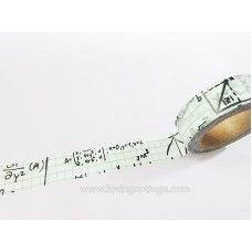 Somitape Geometric Functions Masking Tape
