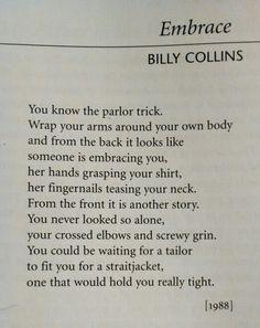 billy collins mother poem