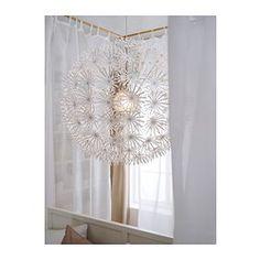 IKEA - MASKROS, Hanglamp,  ,  , , Geeft muren en plafond een decoratief patroon.