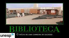 Biblioteca - O início de uma carreira de sucesso.