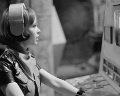 Zoe on the learning machine in the Krotons Second Doctor, Doctor In, Wendy Padbury, Doctor Who Companions, William Hartnell, Torchwood, Twinkle Twinkle Little Star, Dr Who, Actresses