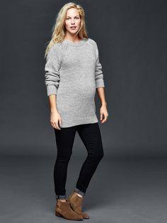 product photo Spring Maternity, Tunic Tops, Slim, Sweaters, T Shirt, Pregnancy, Women, Fashion, Moda