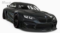 Continuando la exitosa tradición de turismos de BMW en los 70, el equipo de diseño de BMW ha creado un coche de carreras...
