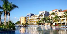 Bahia Principe Tenerife The 220 Rooms of the Bahía Príncipe Tenerife hotel, the majority of which, facing the Ocean, are housed in beautiful blocks. Come enjoy the relaxation and sunshine of Tenerife, you wont be sorry Tenerife, Princess Hotel, Prague Hotels, All Inclusive, Canary Islands, Hotel Spa, Hotels And Resorts, Costa, Places To Visit