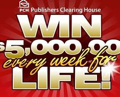 PCH Win 10 Million Dollars Sweepstakes Instant Win Sweepstakes, Online Sweepstakes, 10 Million Dollars, Win For Life, Publisher Clearing House, Win Money, Winning Numbers, Enter To Win, Michigan