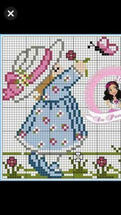 Knitting Charts, Baby Knitting Patterns, Crochet Patterns, Tapestry Crochet, C2c Crochet, Cross Stitch Designs, Cross Stitch Patterns, Plastic Canvas Patterns, Bead Crafts