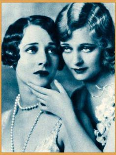 Dolores and Helene Costello <> Stars of the Photoplay <>