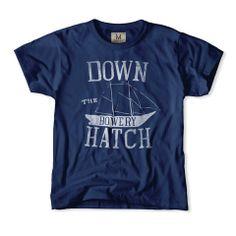 Down the Hatch Boys T-Shirt