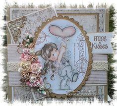 Love to Scrap: Hugs & Kisses