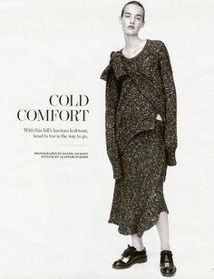 Cold Comfort Stylist-Alastair McKimm
