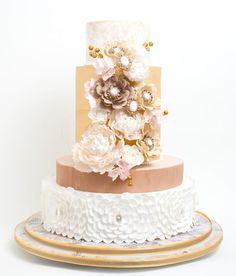 Gladys - by LaCupella @ CakesDecor.com - cake decorating website