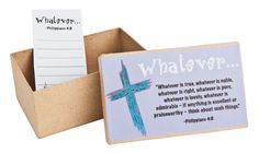 Whatever Prayer Boxes (471-804) from Guildcraft Arts & Crafts