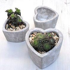 concreto concrete depa bellos jardines decoracin del jardn arte de los jardines jardineras de hormign plants puedes plantas de interior