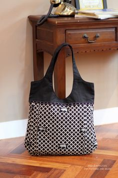 Nevena Bag PDF Pattern