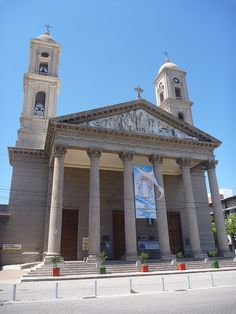 Catedral de San Luis capital.