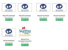 Product Catalog, American Sign Language, Gift Certificates, Ads, Teaching, Digital, Store, Gifts, Presents