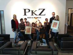 PKZ - Swiss E-Commerce Champion 2014 - The Team