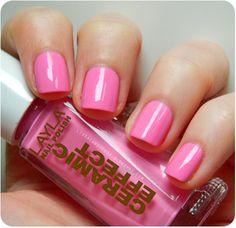 Bubble gum pink <3