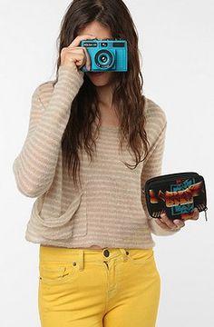 I soooo want this camera . <3