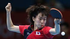 01-08-2012 - Tennis de table - TT - Women's Singles - ISHIKAWA Kasumi