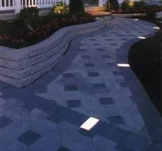 Stylex Media Design Home Products Landscape Lighting Kerr Paver Lights