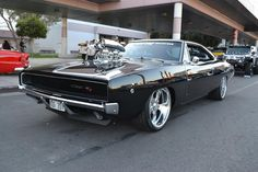 Blown 1968 Charger