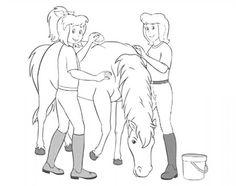 die 54 besten bilder von ausmalbilder pferde | ausmalbilder pferde, ausmalbilder und ausmalen