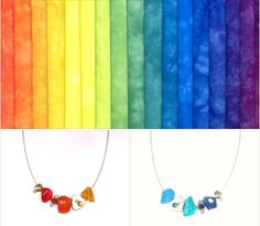Somewhere over the rainbow, way up high ♫ ♩  On y trouve nos bijoux !  https://www.avecpassion.fr/22_nathalie-borderie-bijoux-fantaisie