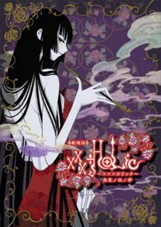 xxxHolic  #Anime