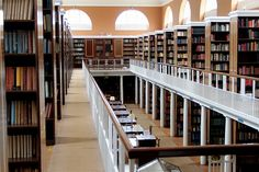 Lady Margaret Hall Library, Oxford