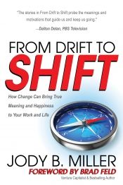 From Drift to SHIFT by Jody B. Miller - OnlineBookClub.org Book of the Day! @OnlineBookClub