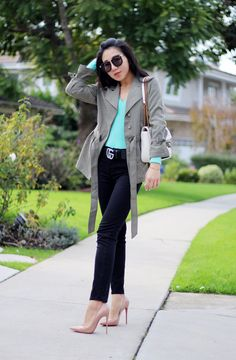 Seeing Green With Banana Republic