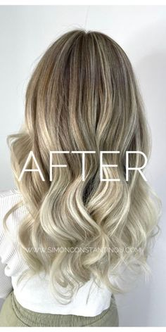 Ash Blonde Balayage by Steph✨  Book your complimentary Balayage Consultation, call 02920461191 or book online.  O.Constantinou & Sons. 99 Crwys Rd, Cardiff. CF24 4NF  #simonconstantinou #balayage #balayageandpainted #balayagegoals #blondebalayage #gogoldwell #balayagehighlights #goldwell #balayagehair #bestofbalayage #iamgoldwell #behindthechair #modernsalon Goldwell UK