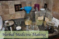 Herbal Medicine Making @ponderthepath